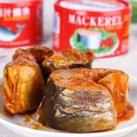 Quality 125g canned fish with atlantic mackerel for sale for sale