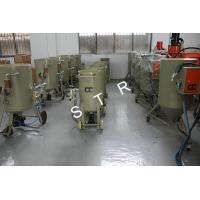 Buy cheap Portable Abrasive Blasting Machine Rubber Rolls Valve Removal 100L 200L 300L from wholesalers