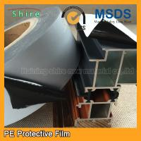 Buy cheap Temporary Aluminum Window Profile Protection Taps PE Protective Film from wholesalers