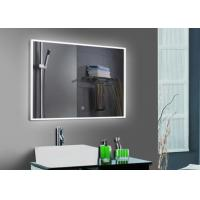 China Fogless 55 Inch Mirror Tv , Hidden Television Mirror High Imange Clarity on sale