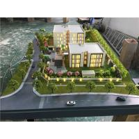 Buy cheap 3d residence real estate model , miniature building model with trees material from wholesalers