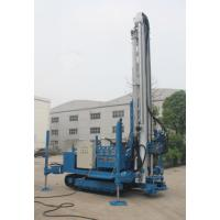 Buy cheap 7000 MM Stroke Anchor Drilling Machine 25 T Pull Capacity 1.5 Ton Winch from wholesalers