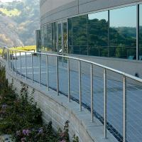 China Outdoor Stainless Steel Wire Railing Handrail Fence Balustrade wholesale
