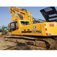 China korea hyundai chain korea excavator 220-5 korea hyundai crawler excavator with good quality wholesale
