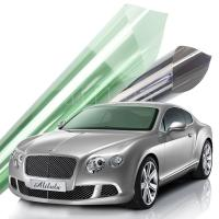 China High quality 2ply SRC plastic solar metal window tint film in 1.52*30m wholesale