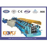 Quality Automatic cz purlin roll forming machine , c channel roll forming machine wholesale