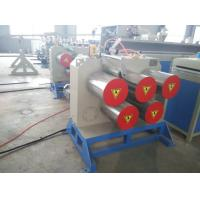 Buy cheap PP / PET Plastic Monofilament Extruder Machine Siemens Motor Stable Working from wholesalers
