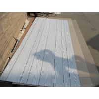China PU PAPER OVERLAY PLYWOOD, HARDWOOD CORE.use for decoration,kitchen cabinet,wardrobe,cupboard,bathroom cabinet,etc. wholesale