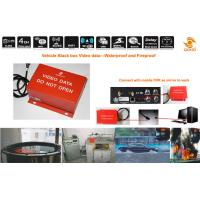 Quality Fireproof Waterproof Car Black Box Recorder with HDD Mobile DVR for sale