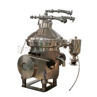China Three Phase Stainless Steel 304 Disc Oil Separator / Oil And Soap Separator wholesale