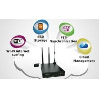 China SC VWR-H93 Industrial Grade Vehicle 3G/4G BUS WiFi Router, Centralized Application Service wholesale