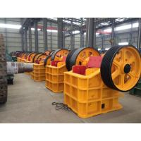 Buy cheap High Efficiency Primary Jaw Crusher Machine PEX 350 X 750 Double Roll Crusher from wholesalers