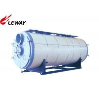 China 0.35MW Horizontal Gas Fired Boiler , Gas Hot Water Tank Sufficient Heated Surface on sale
