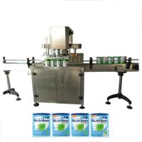 China Automatic Stainless steel tin can seamer can sealer wholesale