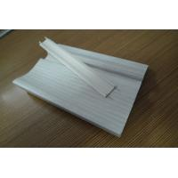 China Prefab Houses Kitchen PVC Skirting Board For Walls Maintenance Free wholesale