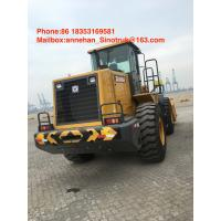 China 5T Rated Load Compact Wheel Loader 3M3 Bucket Capacity Zl50Gn  Iso Ccc on sale