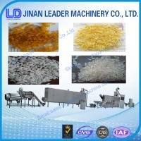 China High Quality hot sale Nutrition Rice Artificial Rice process line wholesale