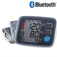 China Bluetooth 4.0 Accurate Blood Pressure Monitor Heartbeat Indicator Tonometer For Health Care wholesale
