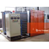 China Ammonia Cracker Hydrogen Production Equipment Bright Annealing Process on sale