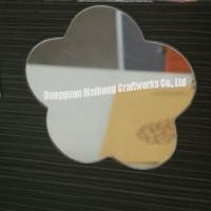 China Acrylic Material make up mirror / plastic acrylic mirror sheet on sale