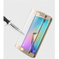 China 3D 9H Hardness Smartphone Glass Screen Protector Fingerprint Resistant Samsung Galaxy S7 wholesale