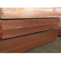 China Bright Surface Solid Copper Sheet C10400 TG Copper Plate Width 20~2500mm wholesale