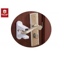 Buy cheap White Baby Security Door Locks , 3M Adhesive Safety Door Locks For Toddlers from wholesalers