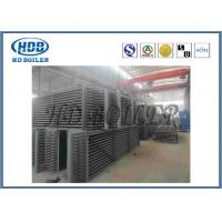 Quality Stainless Steel Exhaust Gas Economizer In Boiler Gilled Tube With Coal Fired for sale