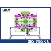 Buy cheap Outdoor And Indoor 3D Vertical Wall Printer Mural Decor , Direct To Wall Inkjet from wholesalers
