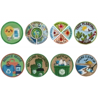 China ODM Camouflage Environmental Patches wholesale