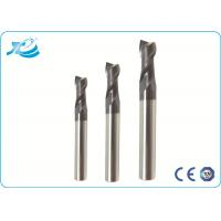 China Solid Carbide Cutter Square End Mill Tools for Roughing To Finishing 12mm 14mm End Mill wholesale