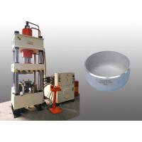 China Deep Drawing Double Action Hydraulic Press 500 Ton Capacity Large Flow Rate wholesale