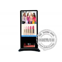 Quality 55 inch kiosk Digital Signage / TFT Advertising HD LCD Signage for sale