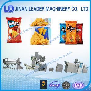 China High quality Doritos Tortilla Corn Chips Equipment wholesale