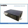 China Long Distance COFDM Wireless Video Transmitter 5W Power Amplifiter 3km NLOS wholesale