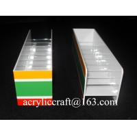 China 2015 Hot Selling Cigarrete Holder, Table Top Acrylic Cigarrete Display Stand wholesale