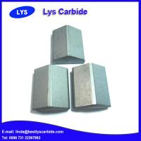 China Tungsten carbide brazing sheet used for making gear cutting tools wholesale