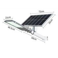 China Manufacturer Price Waterproof IP65 20W 40W 60W Energy Solar Power Outdoor Lamp LED Integrated All In One Solar Street Li wholesale