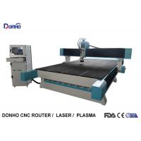Buy cheap High Efficiency Industrial 3 Axis CNC Router Machine With Mist Cooling System from wholesalers
