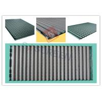 China 1050 X 695 Mm Stainless Steel Screen Mesh / Shale Shaker Screen  Construction Type wholesale