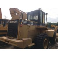 China Durable Used CAT Wheel Loader / CAT 938F Front End Loader CE ISO Approved on sale