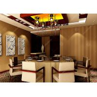 China High Standard Luxury Commercial Restaurant Furniture With Restaurant Metal Chairs wholesale