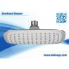 Quality Bathroom Stainless Shower Heads 24.5*20cm , Overhead Rain Shower Head for sale
