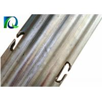 China Corrosion Resistance Steel Grape Trellis Posts With H Holes / Round Holes wholesale