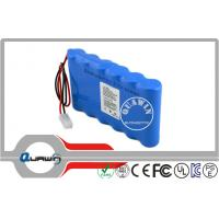 China Medical Equipment Rechargeable Lithium 18650 18600mah Battery Packs wholesale