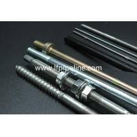 China Stainless Steel Stud Bolt Astm A193 GR B7, A320 l7 l7M Stud Bolt M12 M16 M20 M8, M30 B7 Stud Bolts on sale