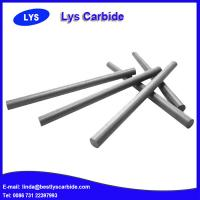 China Solid tungsten carbide rod blanks wholesale
