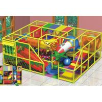 China Indoor playground LJ-0201 wholesale