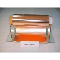 China Electrodeposited / Electrolytic Copper Foils, Non Ferrous Metals wholesale