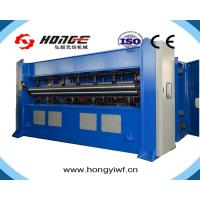 China 5m Double Board Needle Punching Machine High Performance Customized Needle Density wholesale